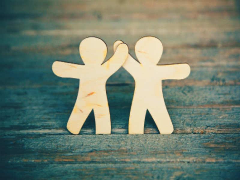 Как научиться дружить