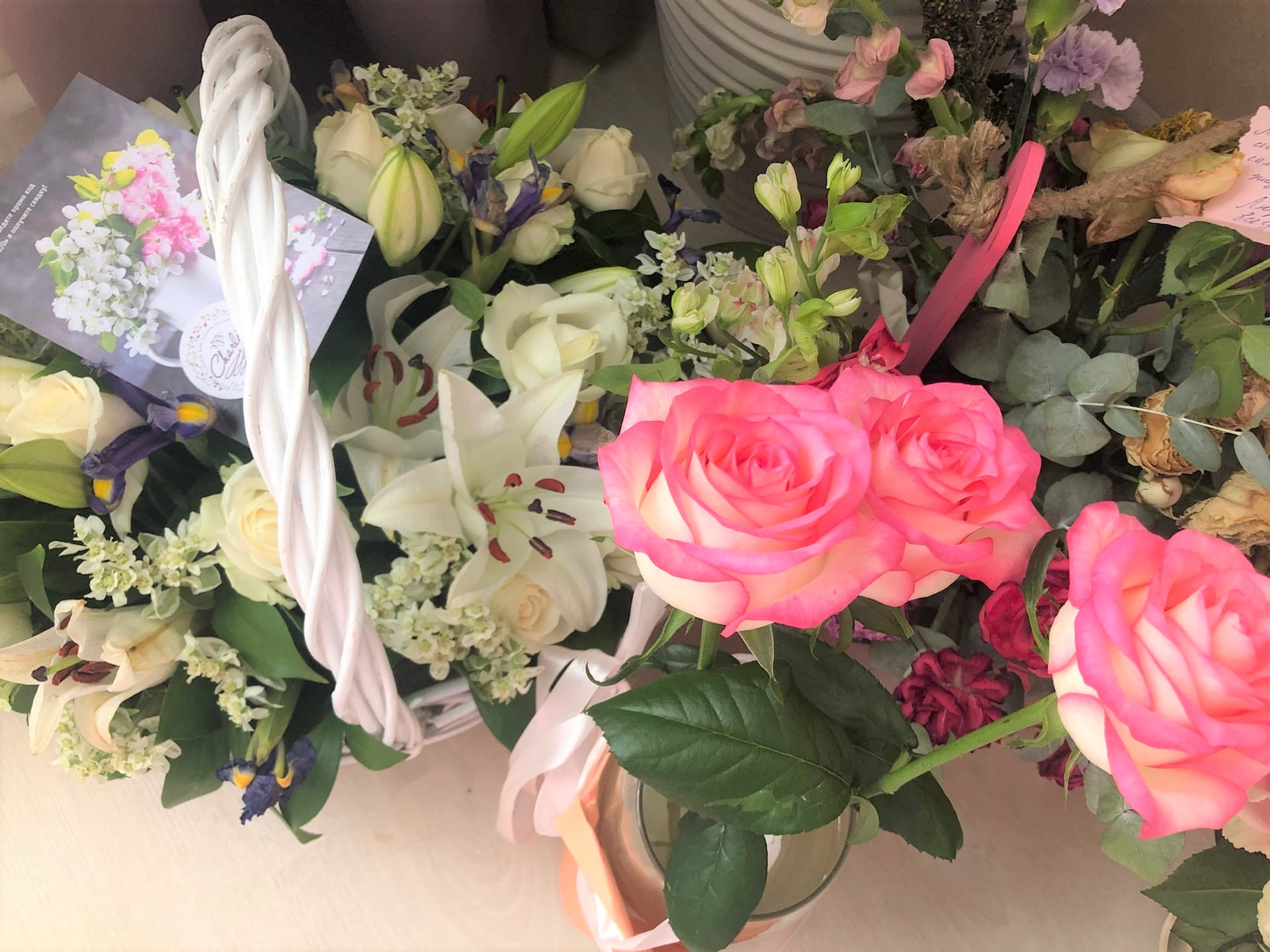 Зачем дарить цветы