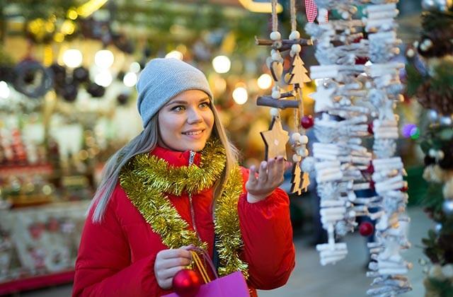 Новогодний шопинг в одиночестве