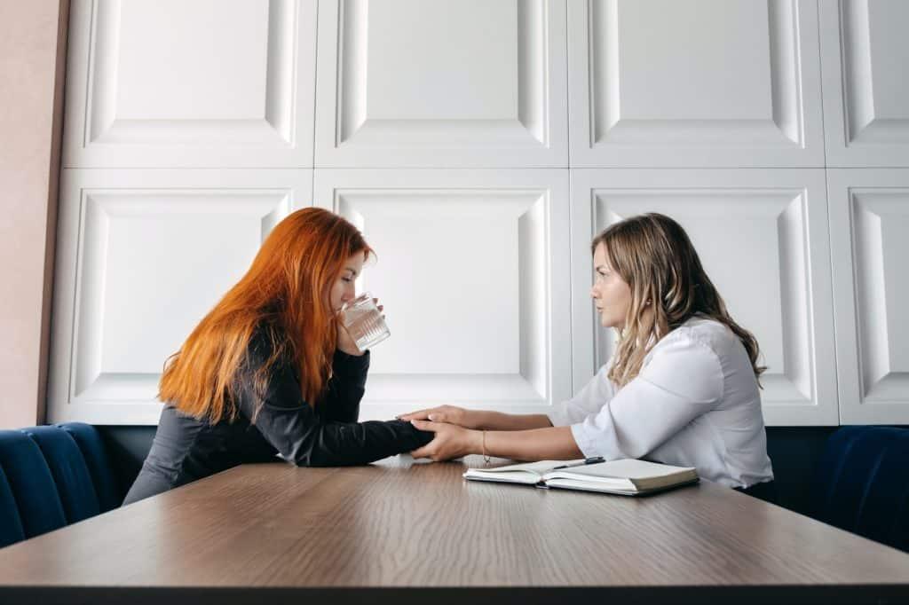 Разговор с психологом о предательстве