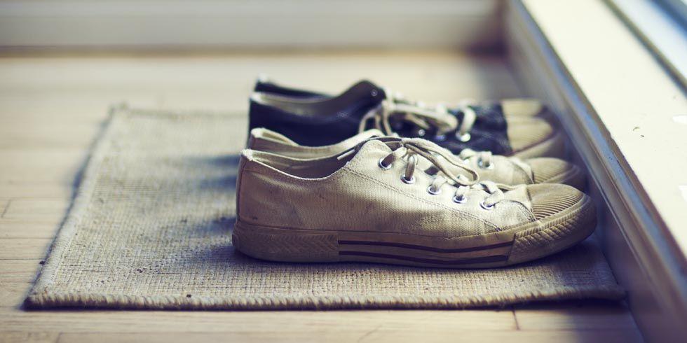 Уличная обувь для дома