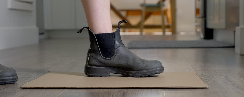Почему американцы и европейцы не снимают обувь дома