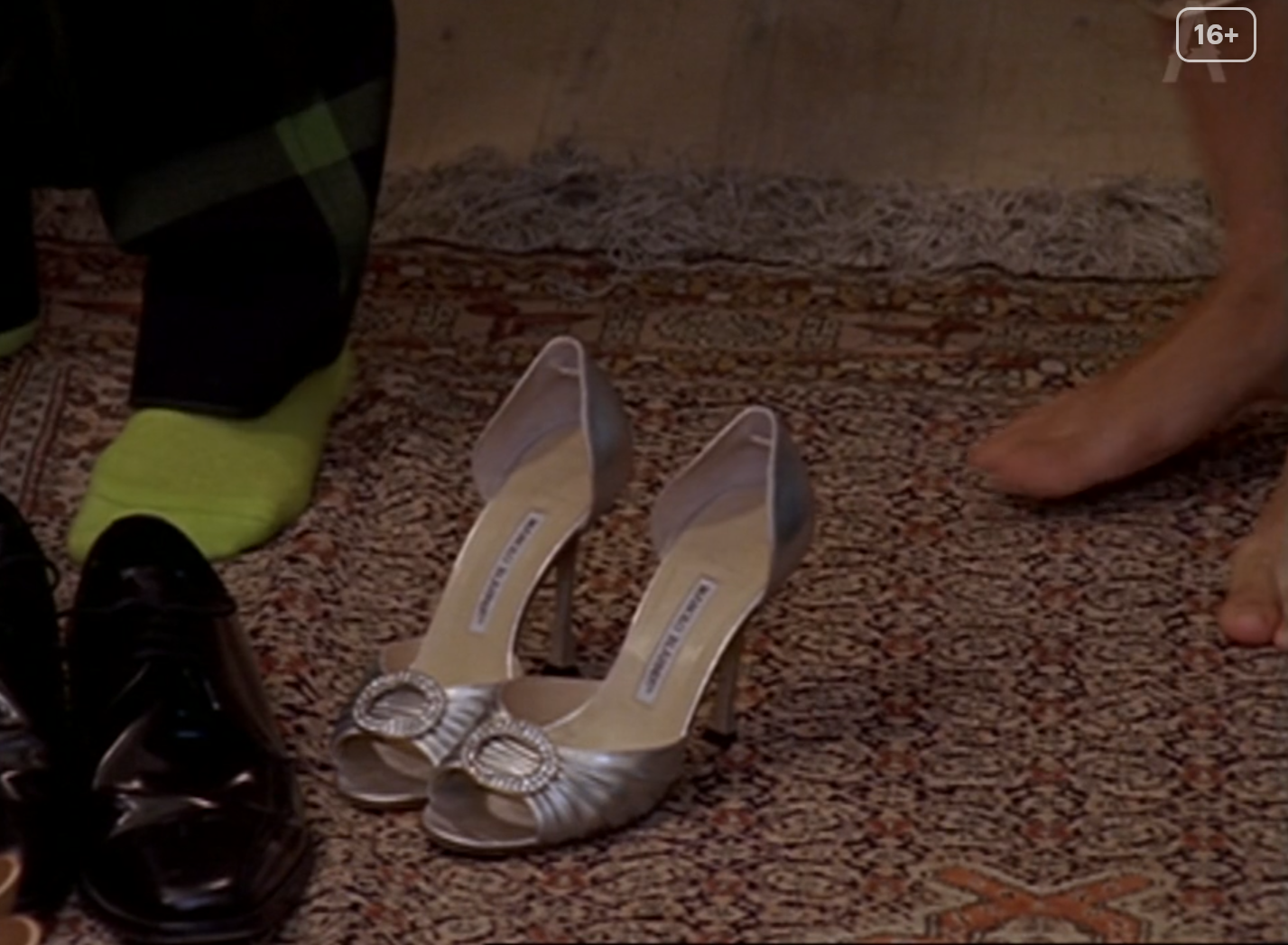 Гости не снимают обувь в квартире