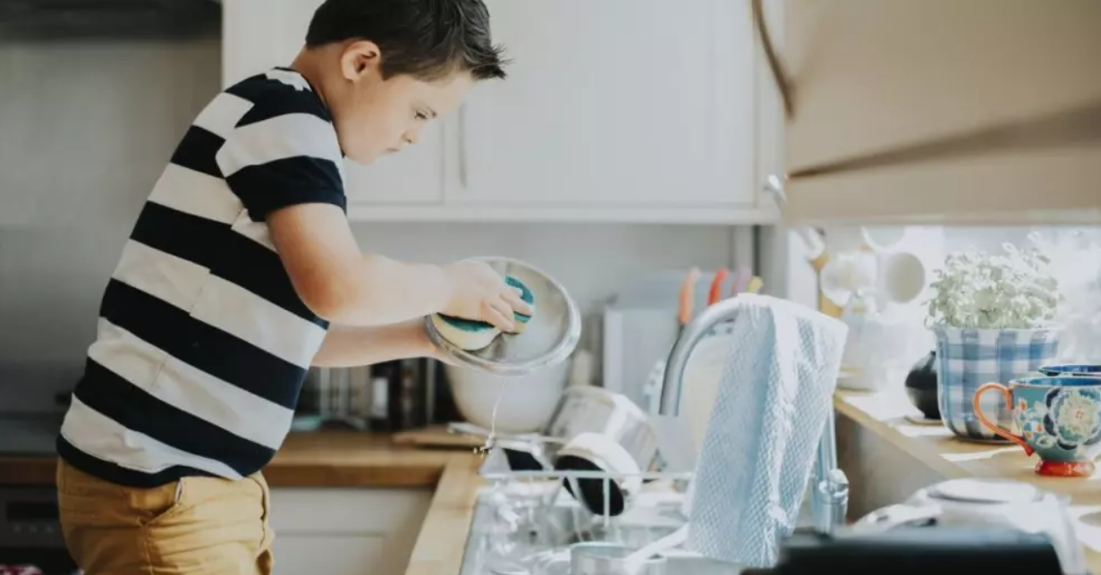 Использование ребенка в бытовой жизни