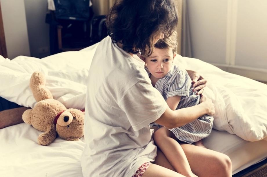 Почему мама использует ребенка