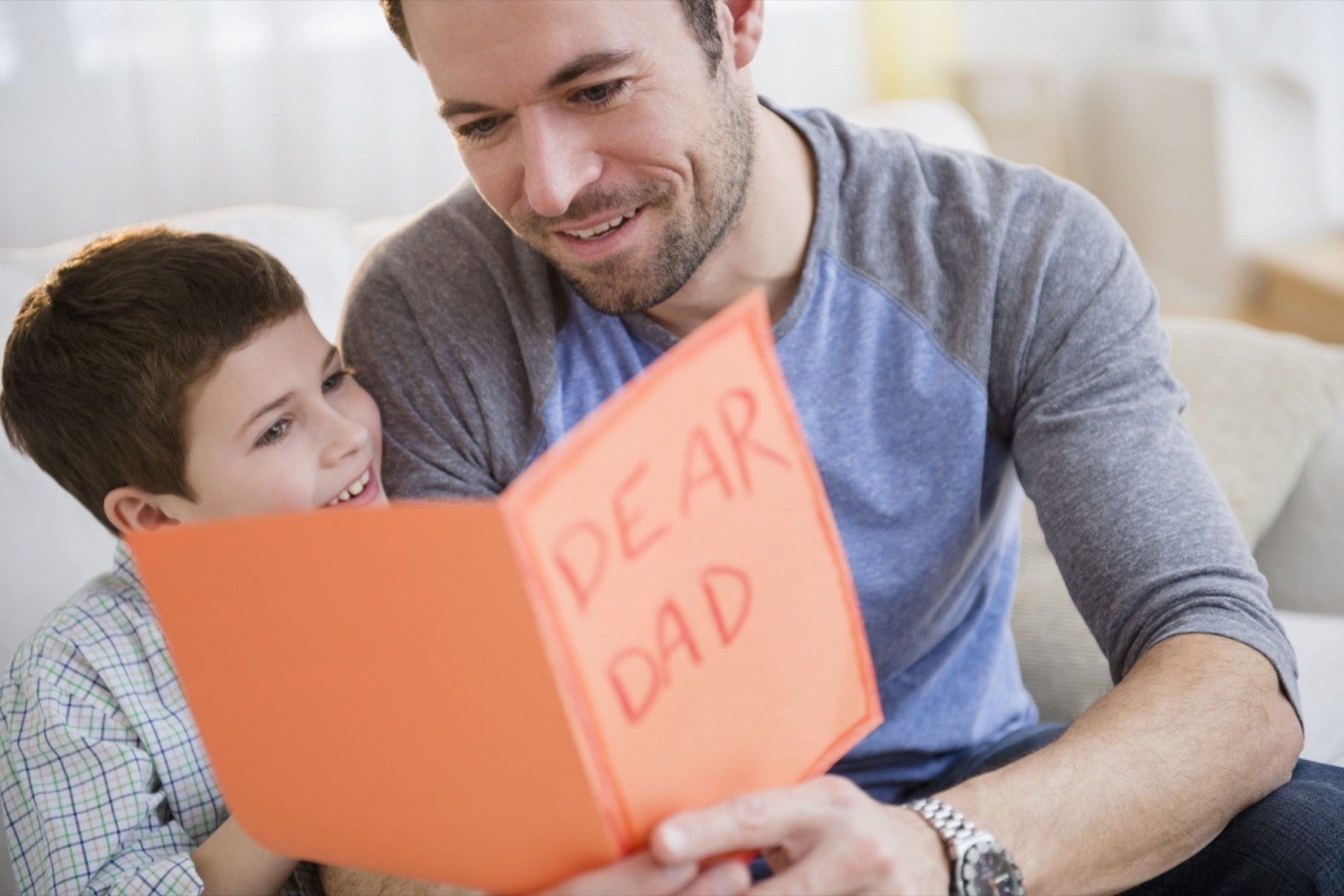 Почему отца называют отцом
