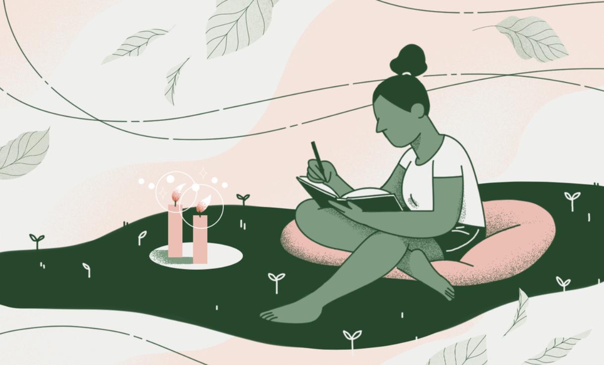 Написать письмо для успокоения